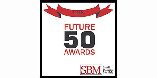 Future 50 Awards logo