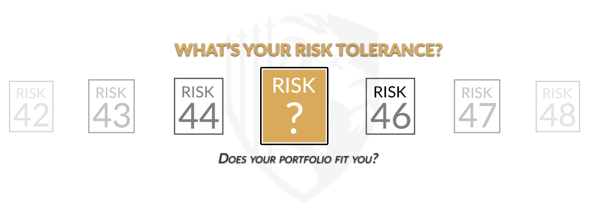 What's Your Risk Tolerance
