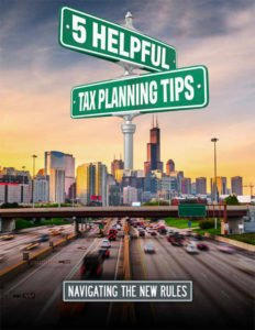 5 Steps to Helpful Tax Planning